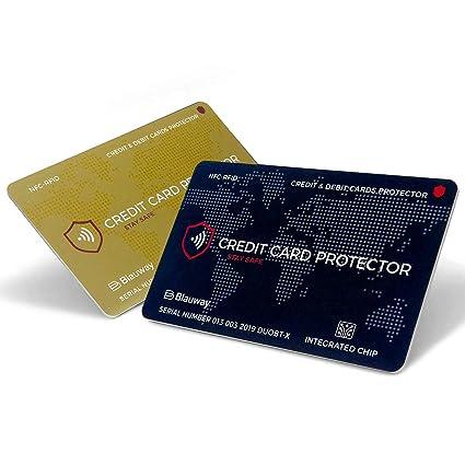 Tarjeta de protección antiRFID/NFC Contacto. 1 Tarjeta de ...