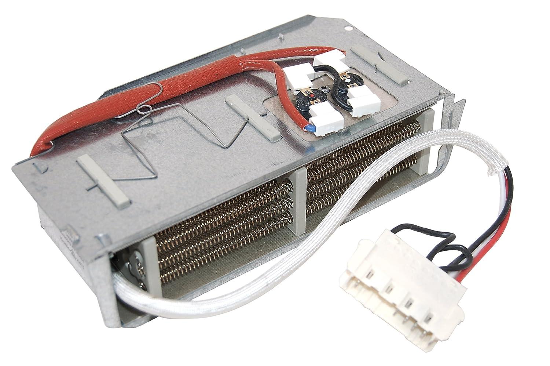 Genuine Zanussi ZDP7205PZ Heating Element   Tumble Dryer 91609768000