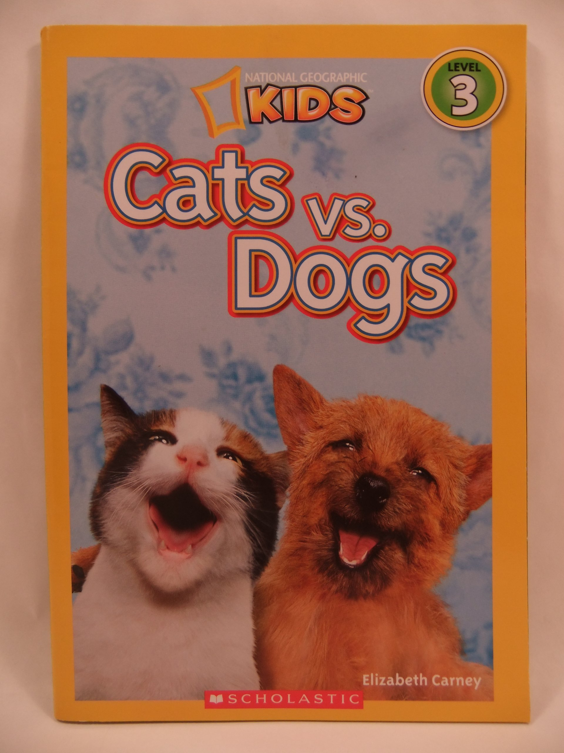 Cats Dogs National Geographic Scholastic product image