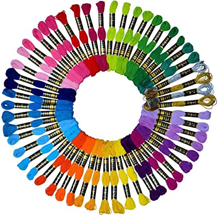 CHOICE OF COLOURS //NUMBERS FREE PP 3-62 DMC CROSS STITCH SKEINS//THREADS