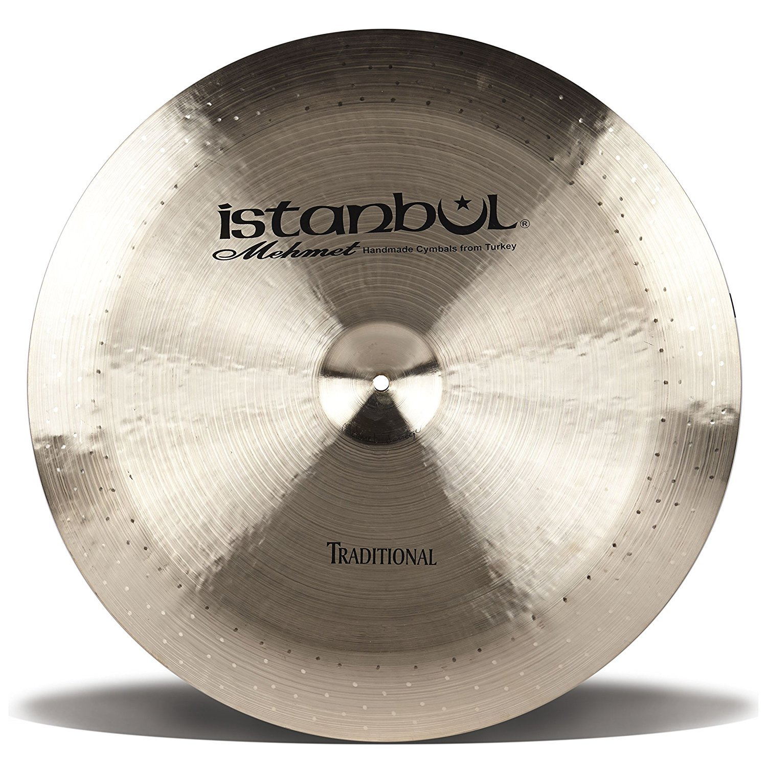 Istanbul Mehmet Cymbals Traditional Series Traditional Swish Cymbals SW (21