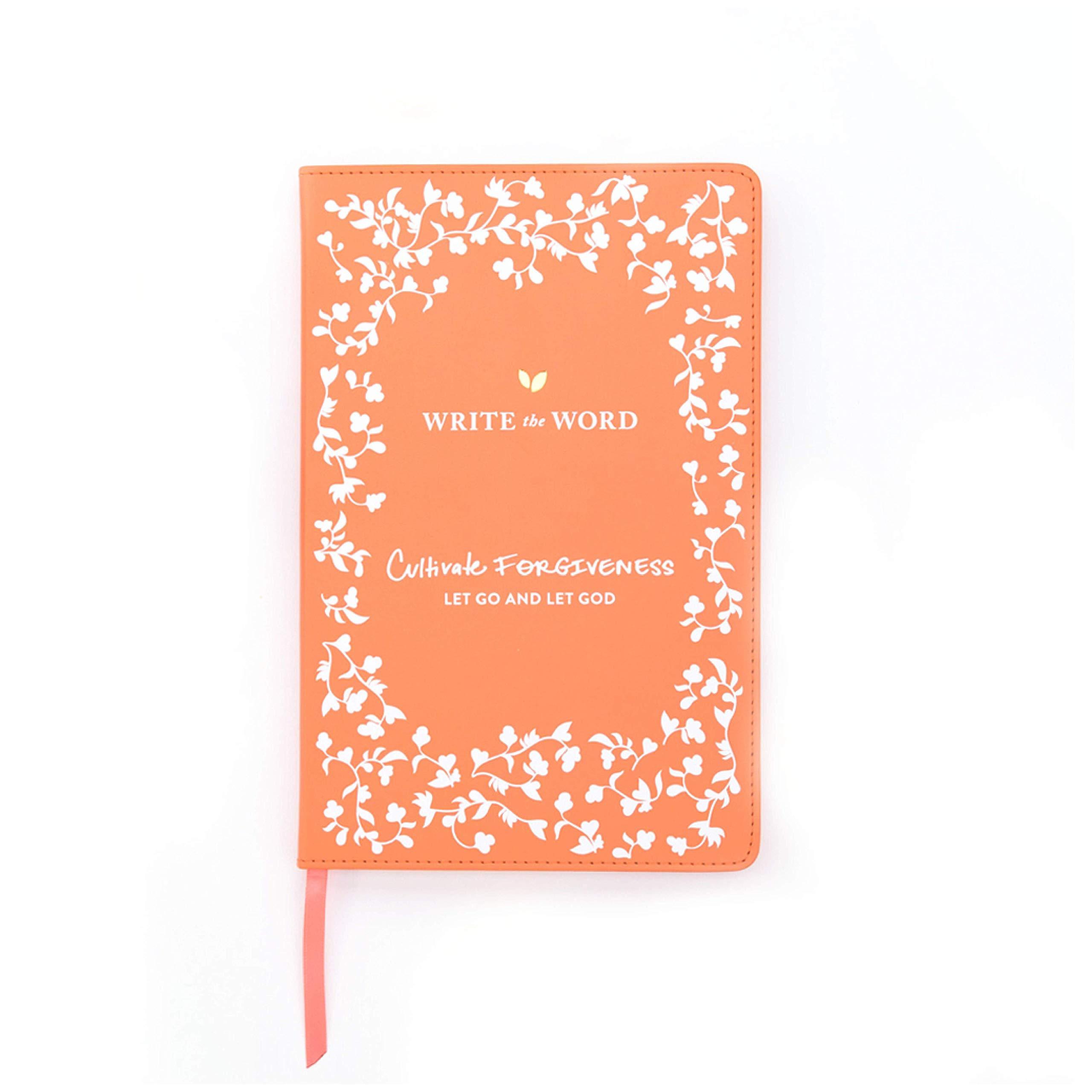 Write the Word Prayer Journal | An Elegant Scripture Journaling Bible by Lara Casey