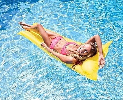 Amazon.com: Intex Hinchable Lilo tumbona piscina Flotador ...