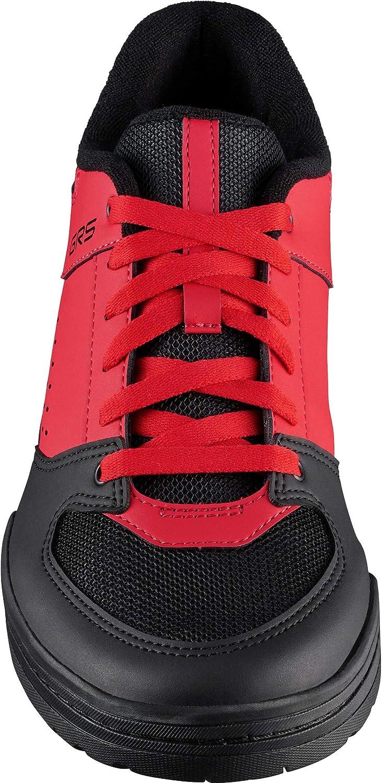 scarpe flat mtb sh-gr500sr1 gr500 rosso 2019 SHIMANO scarpe bici