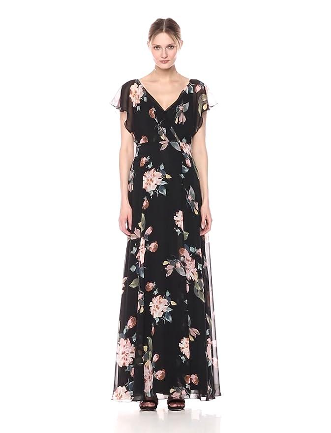 597eb785336 Jenny Yoo Women s Alanna Ohana Print at Amazon Women s Clothing store