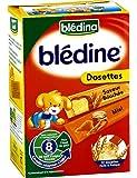 BLEDINA BLEDINE - Dosettes Céréales Saveur Briochée et Miel - 12 x 20 g