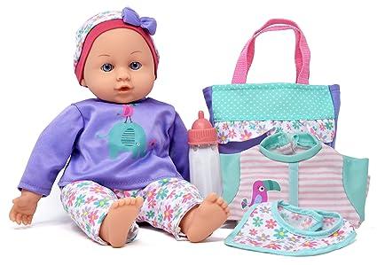 Amazon.com: Lifelike - Muñeca de juguete para recién nacido ...