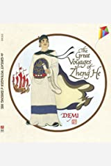 The Great Voyages of Zheng He: Children's Book, Picture Book, Bedtime Story Kindle Edition