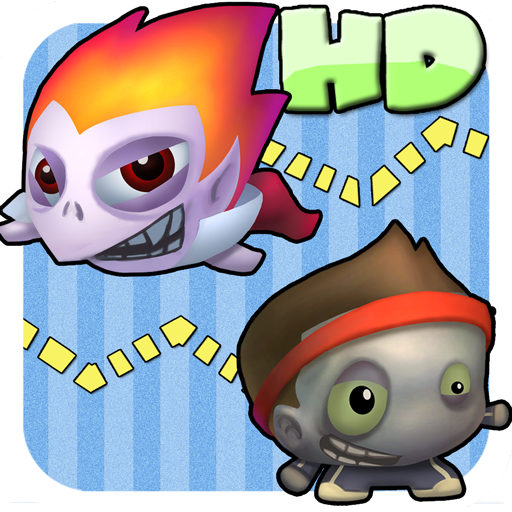Zig Zag Zombie HD (Kindle Tablet Edition) - Zombies, Vampires, Ghosts, and More!]()