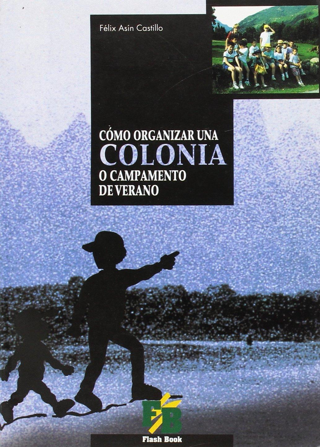 Como organizar una colonia o campamento de verano: Amazon.es: Asin: Libros