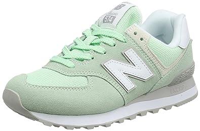 e3c6fb618d46d6 New Balance Damen Wl574-esm-b Sneaker  Amazon.de  Schuhe   Handtaschen