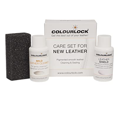 Amazon Com Colourlock Leather Shield Clean Care Kit Small Mild