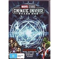Marvel DVD Phase 1   (DVD)