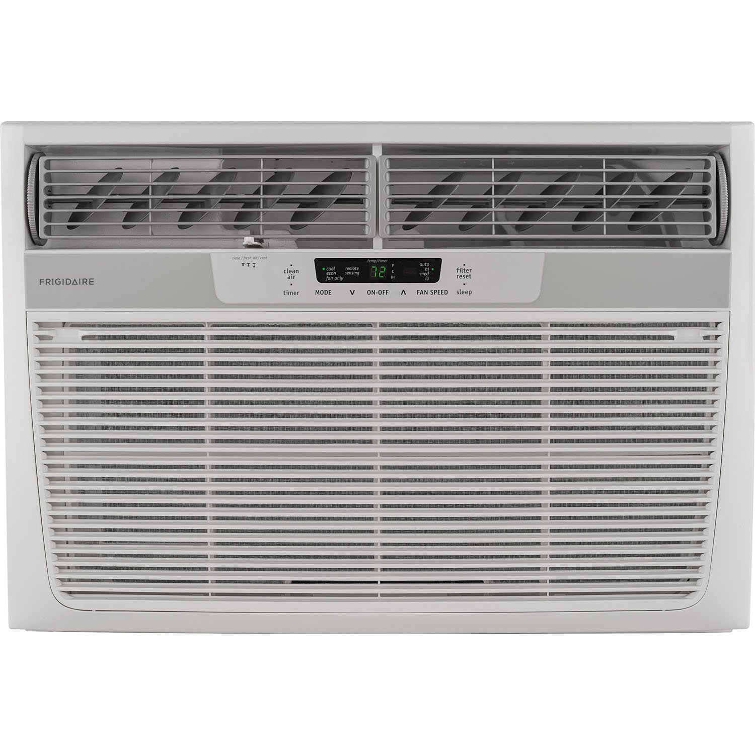 Frigidaire FFRA2822R2 28000 BTU 230-volt Window-Mounted Heavy-Duty Air Conditioner with Temperature Sensing Remote Control
