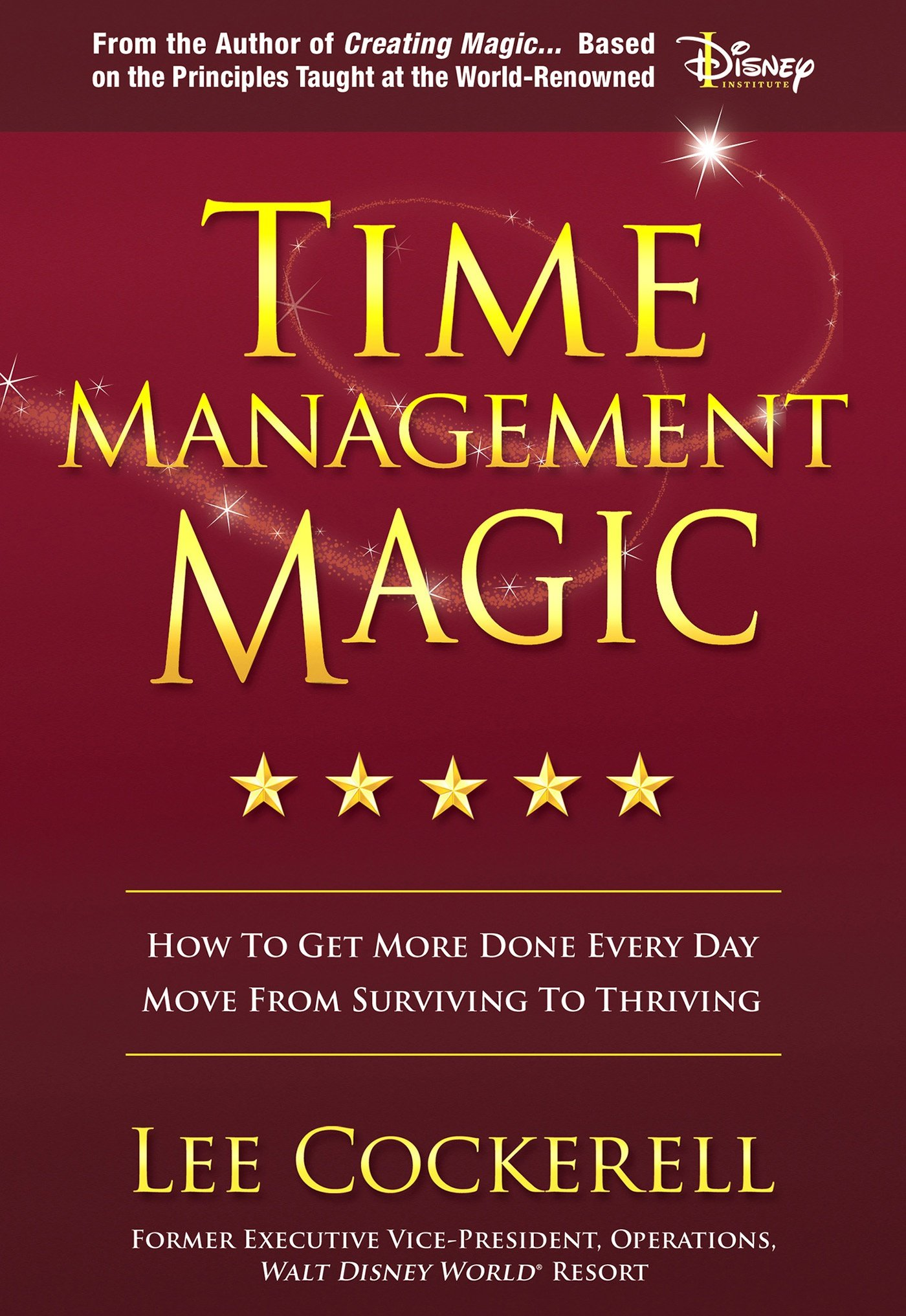 Time Management Magic by Emerge Publishing LLC