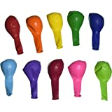 PartyWoo Assorted Jewel Toned Color Balloons (144 pcs)