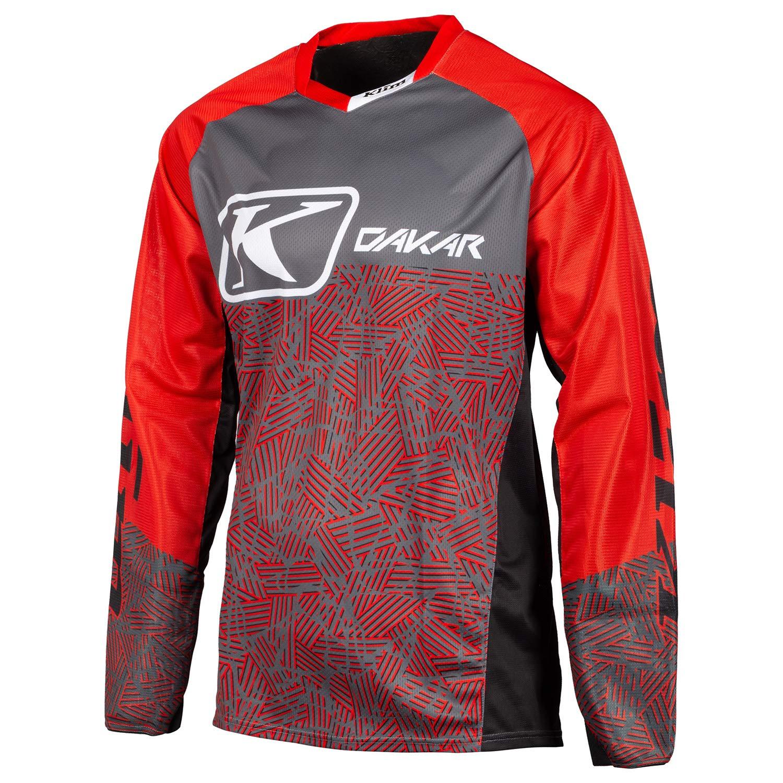 KLIM Dakar Jersey XL Red by KLIM