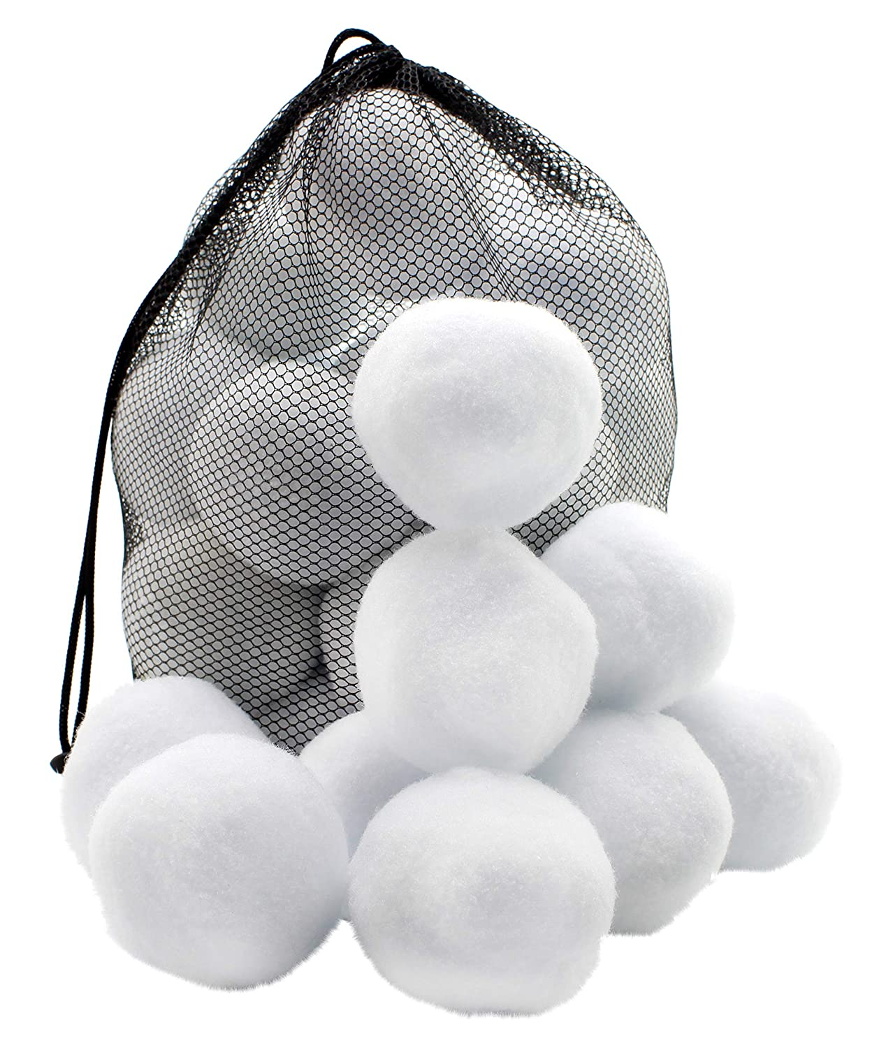 indoor snowballs net bag