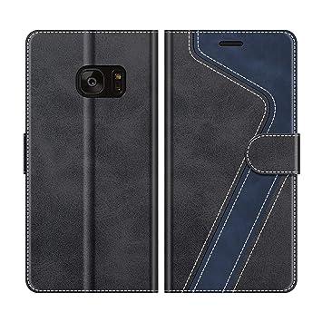MOBESV Funda para Samsung Galaxy S7 Edge, Funda Libro Samsung S7 Edge, Funda Móvil Samsung Galaxy S7 Edge Magnético Carcasa para Samsung Galaxy S7 ...