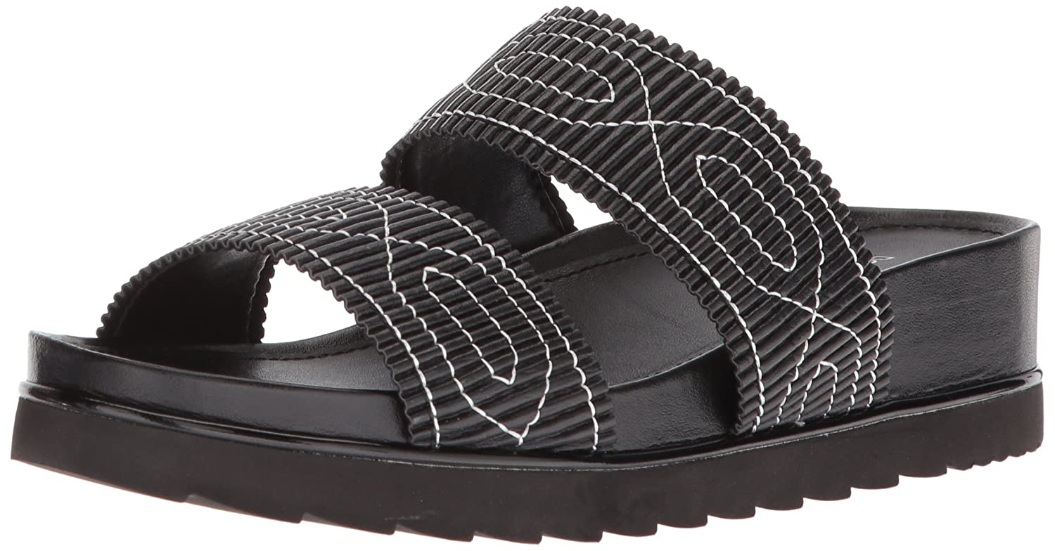 Donald J Pliner Women's Cait Slide Sandal B0755562Z7 9 N US|Black