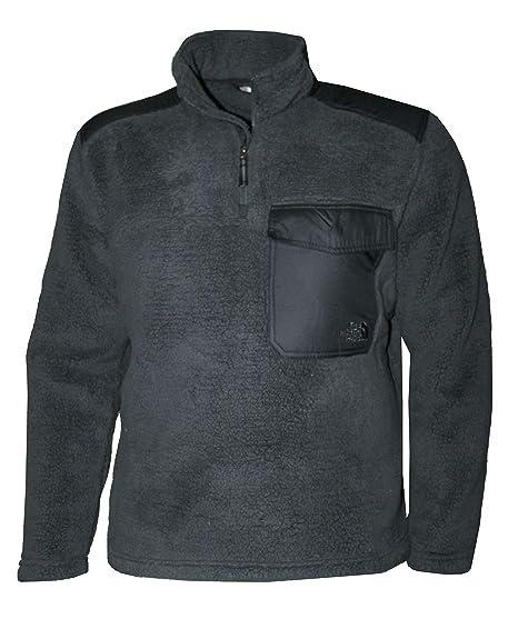c822cc449ad8 The North Face Men s Grove Land Sherparazo Fleece 1 4 Zip Jacket at ...