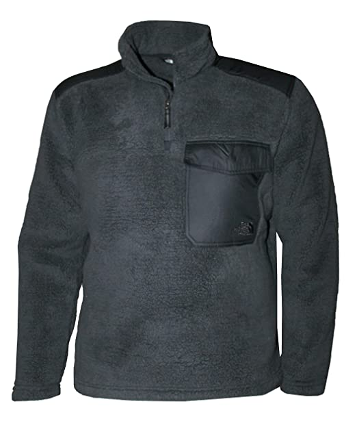 5b1159397 The North Face Men's Grove Land Sherparazo Fleece 1/4 Zip Jacket