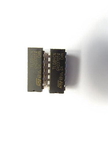 TL084CN amplificador operacional gogamersuk Gp ± 18V 14 pin Pdip x2pcs