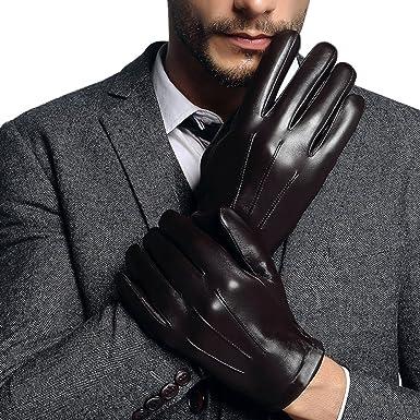 Mens Italian Gloves