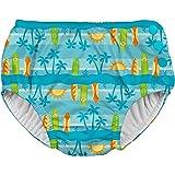 アイプレイ iplay オムツ機能付 水遊び用パンツ スイムダイパー スイミングパンツ 男の子 3T:3歳/13.5-17kg Aqua Surfboard