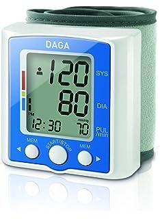 Daga PM-130- Tensiómetro de Muñeca-Monitor Digital de Presión Arterial