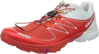 SALOMON S-Lab Sense 2 Zapatilla de Trail Running Unisex, Rojo ...