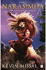 Narasimha: The Mahaavatar Trilogy Book 1 Paperback