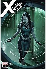 X-23 (2018-2019) #7 Kindle Edition