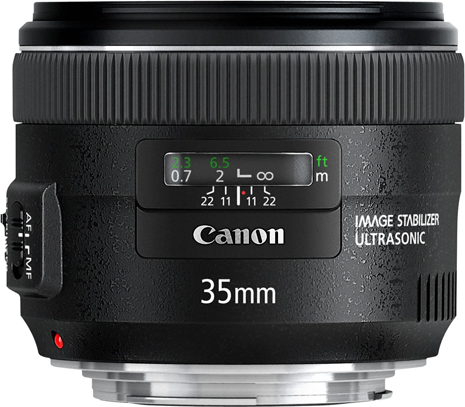 Canon EF 35mm f/2 IS USM - Objetivo para canon (Distancia Focal ...