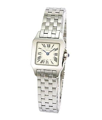 newest 0d7ad 84d59 Amazon | [カルティエ]CARTIER 腕時計 サントスドゥモアゼル ...