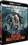 Rampage - Hors de Contrôle - Edition Limitée Steelbook BluRay 4K Ultra HD + 3D [Ultimate Edition - 4K Ultra HD + Blu-ray 3D + Blu-ray + Copie Digitale - Boîtier SteelBook]