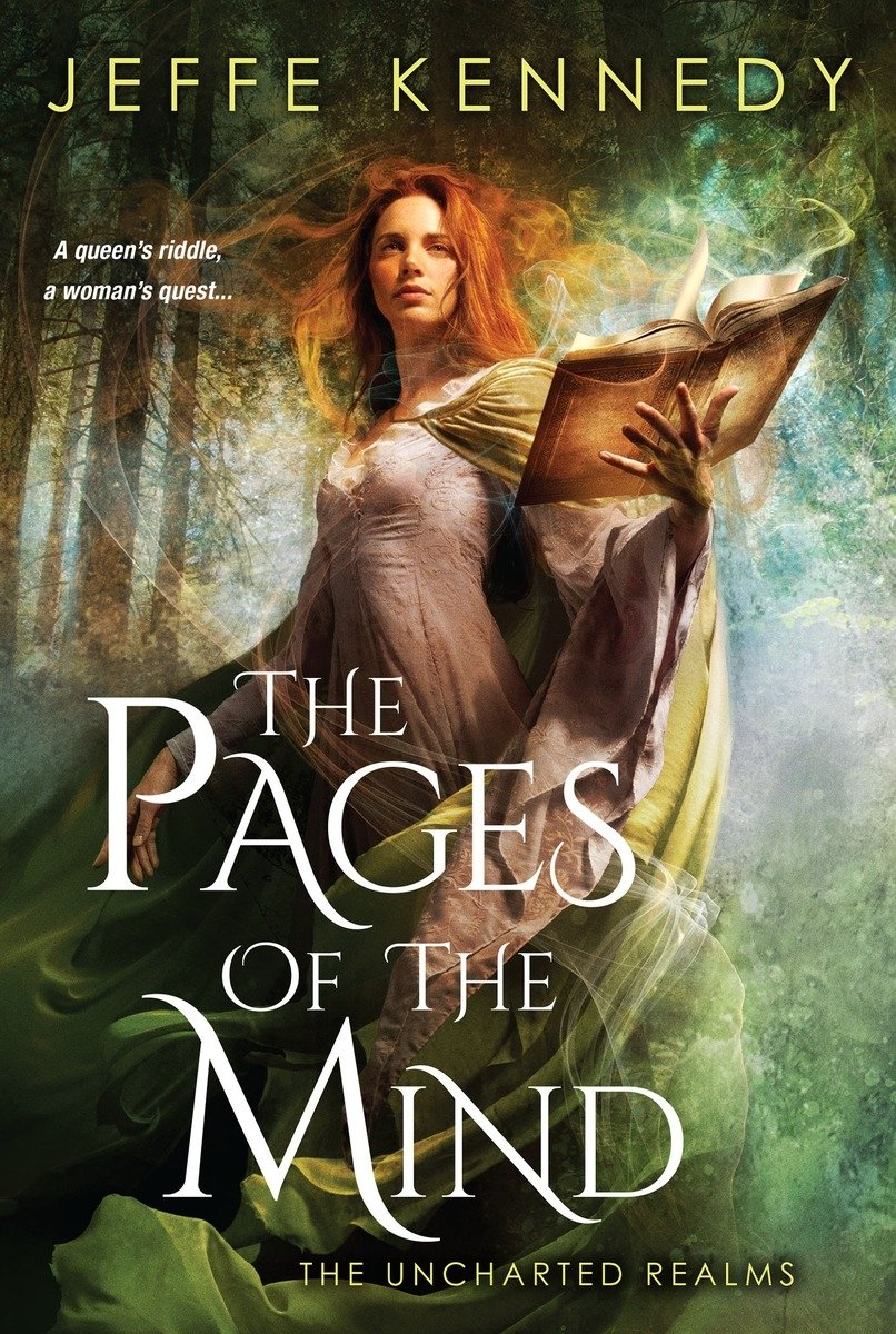 The Pages of the Mind (The Uncharted Realms) ebook