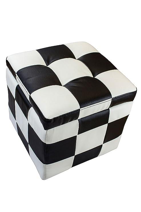 Avanti Trendstore - Kubostore - Puf con forma de cubo para ...