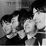 2018 Celebrity Musical and Popular Icons Theme Monthly Wall Calendar, 12 x 24 Inches (The Beatles)