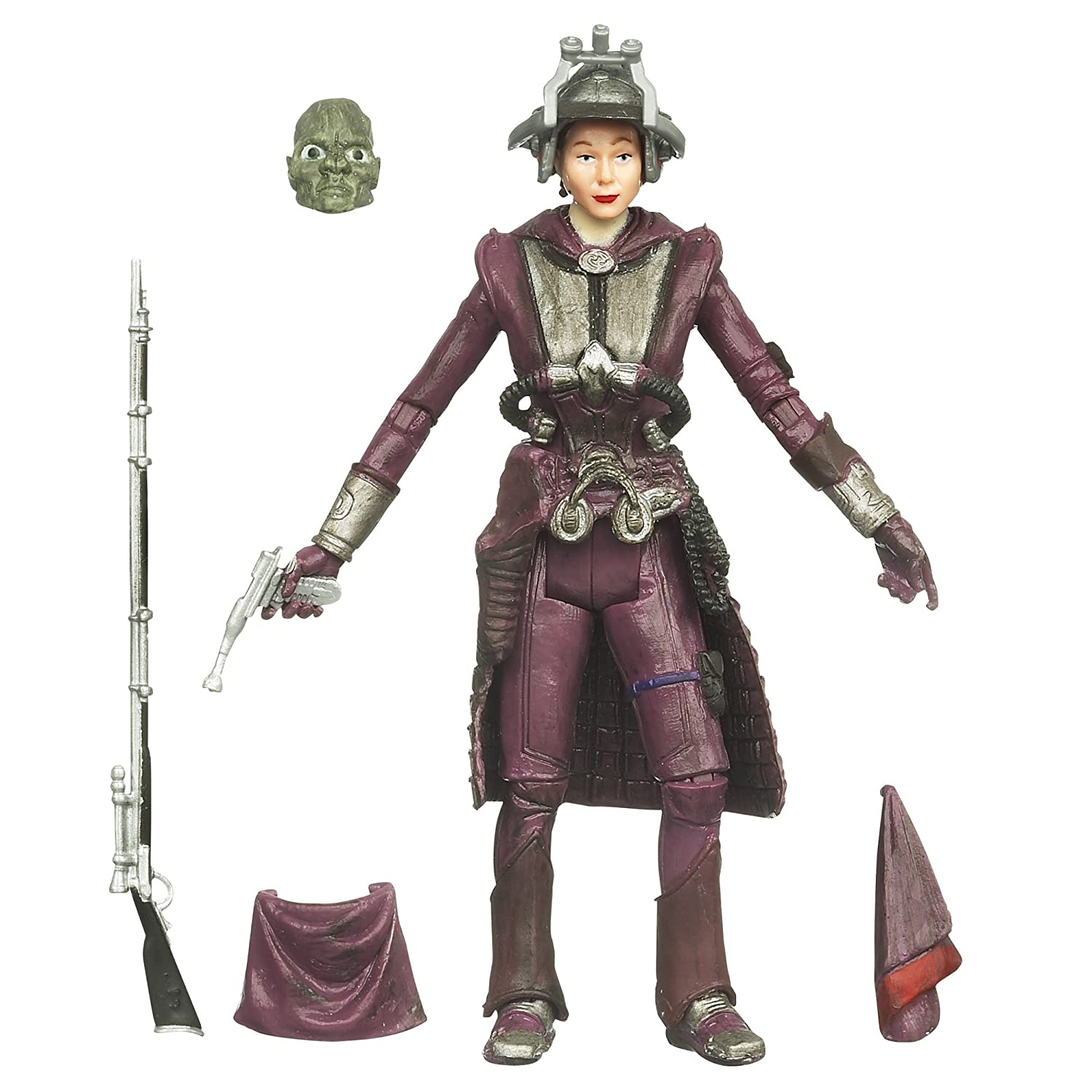 The Vintage Collection Action Figure VC30 Zam Wessel 3.75 Inch 24989 Star Wars
