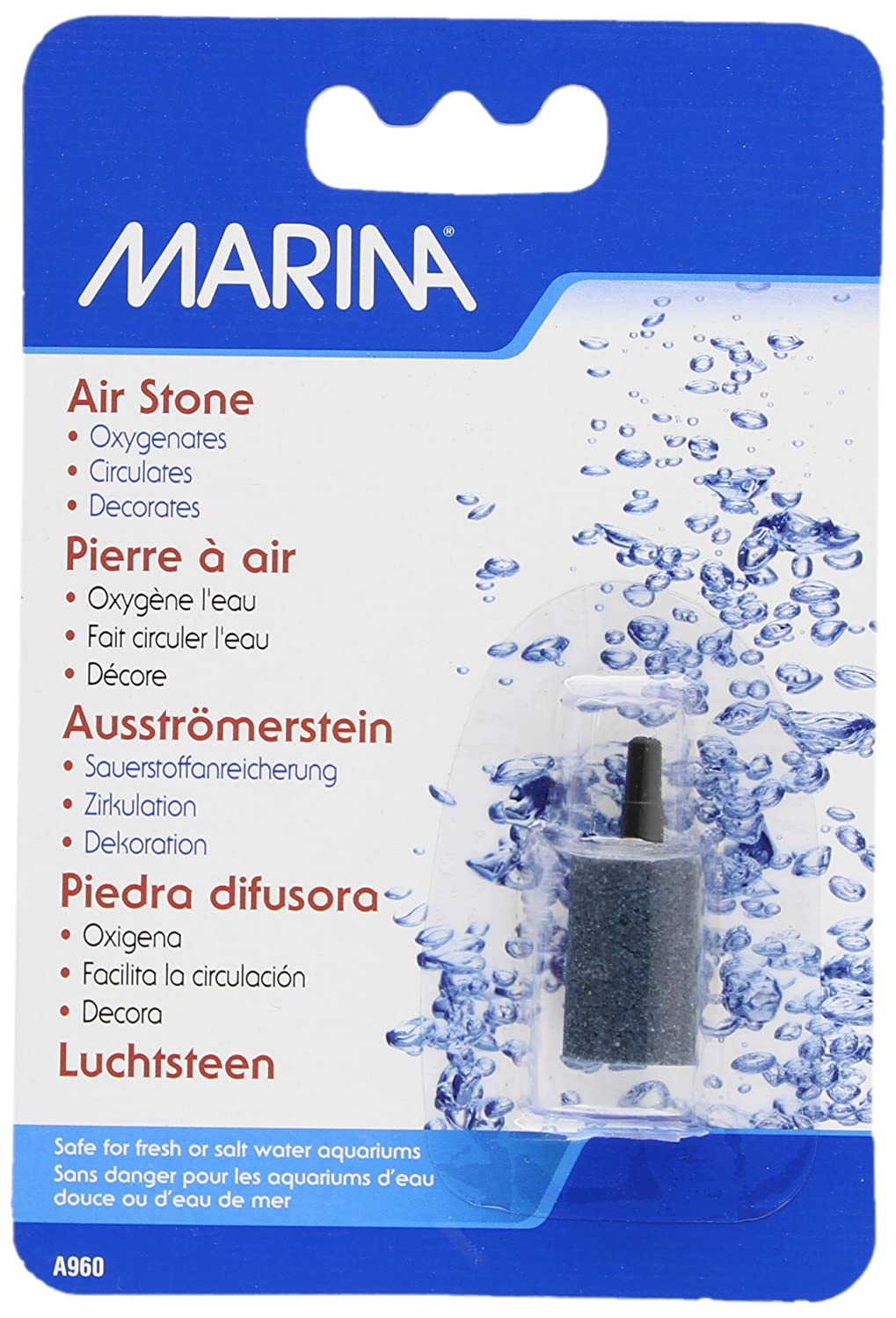 Marina Air Stone, 3 cm: Amazon.co.uk: Pet Supplies