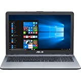 "ASUS K541UJ-GQ125T - Ordenador Portátil DE 15.6"" HD (Intel Core i7-7500U, 8 GB RAM, 1 TB HDD, Nvidia GeForce 920M de 2 GB, Windows 10 Home) Plata - Teclado QWERTY Español"