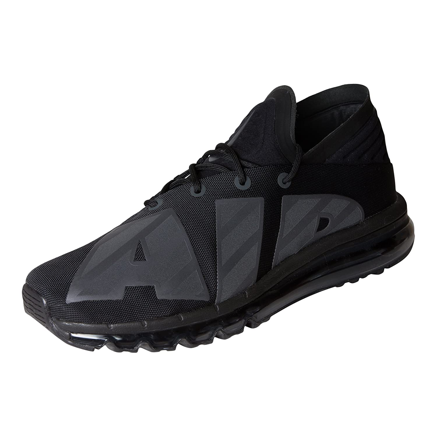 NIKE Men's Air Max Flair Running Shoes B0763R63FZ 9.5 D(M) US|Black/Anthracite-black