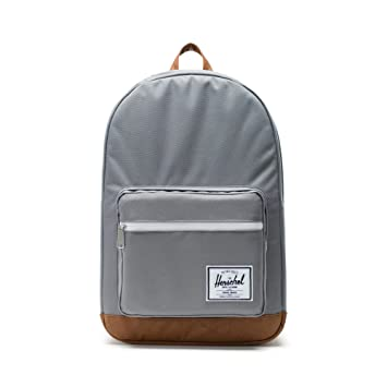 2fbab9dfa0a Herschel Supply Co. Pop Quiz Backpack Grey One Size  Amazon.in  Bags ...