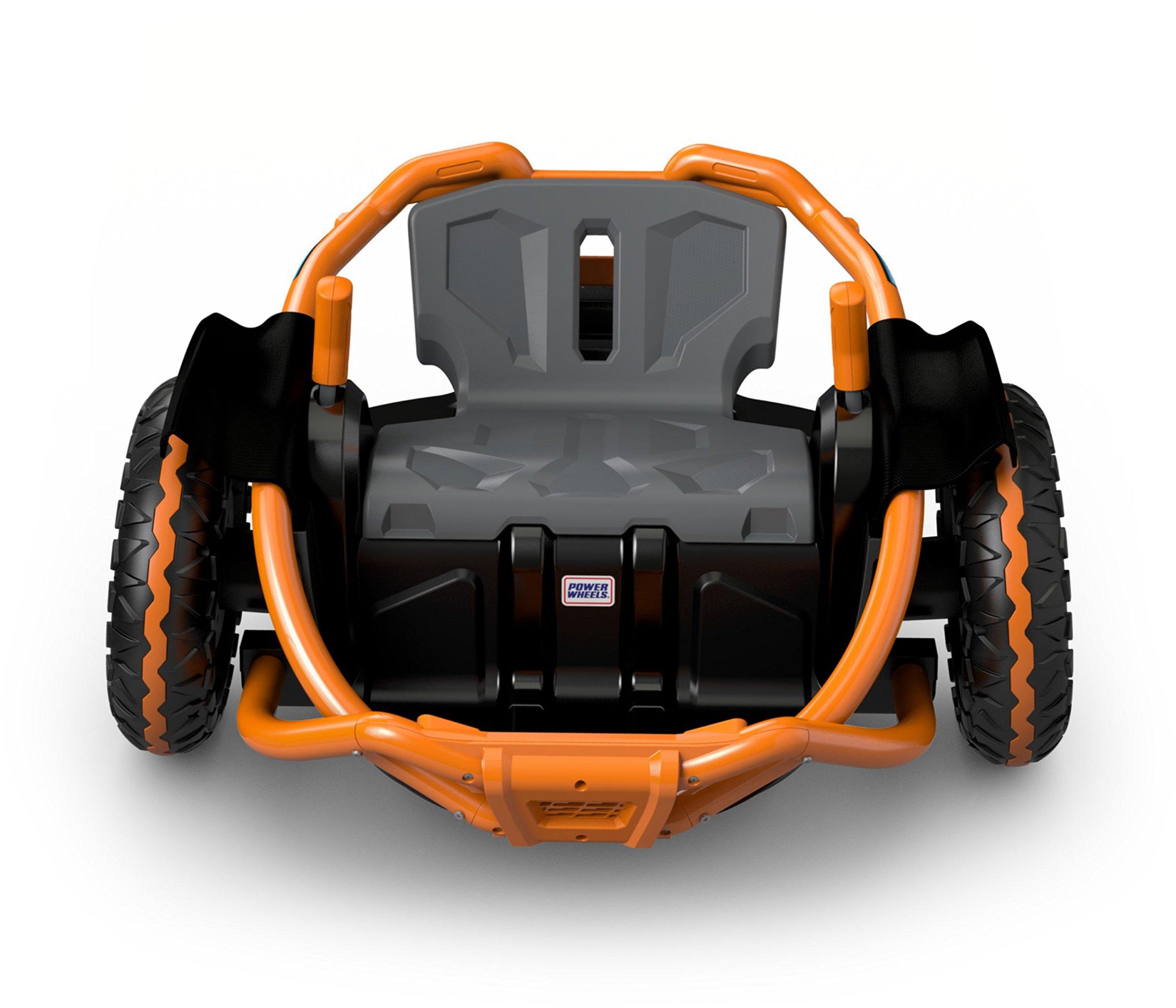 Power Wheels Wild Thing, Orange by Power Wheels (Image #7)