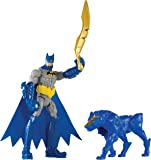 Batman Unlimited Figure - Batman and Blade Wolf