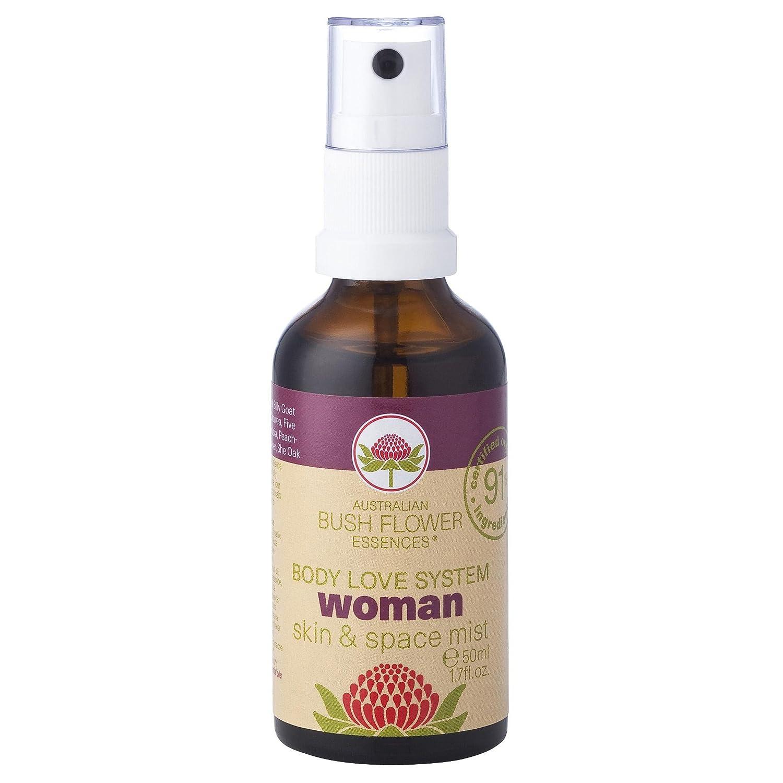 Australian Bush Flowers Love System Organic Woman Mist - 50 ml 7546