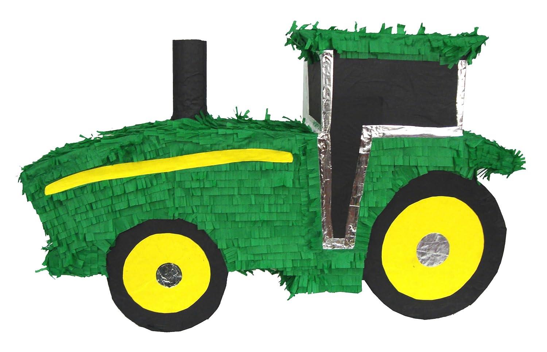 Cheadle Royal - Piñata con forma de tractor: Amazon.es: Juguetes y juegos