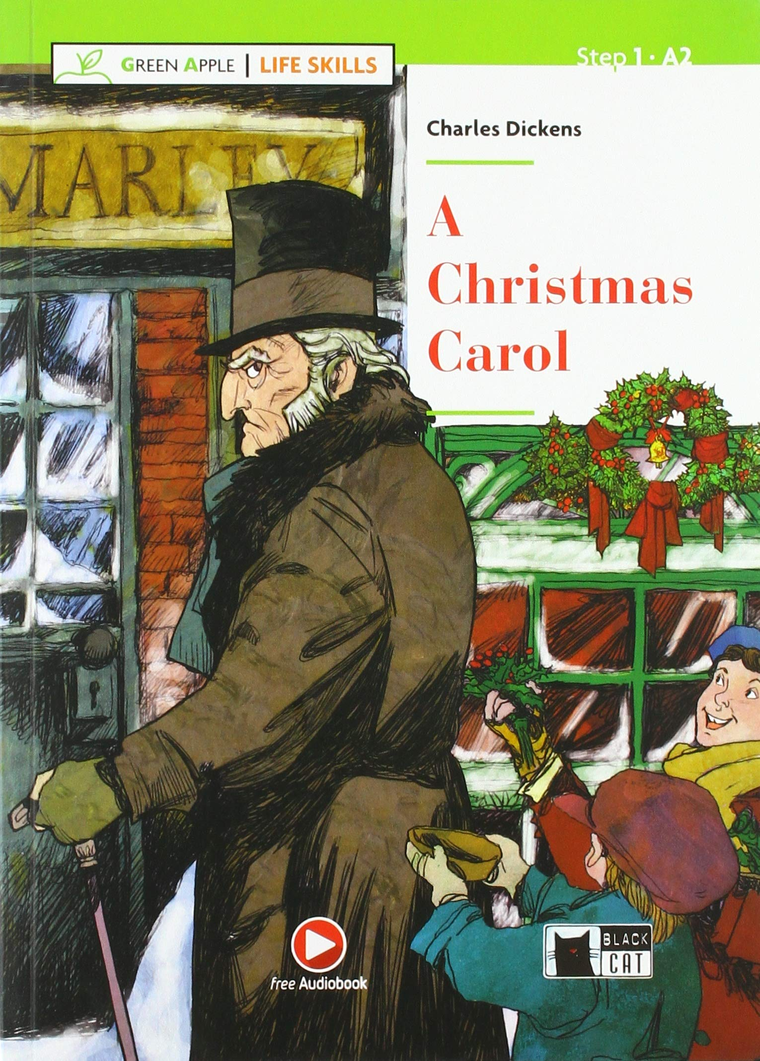 A Christmas Carol Life Skills A2 Black Cat. reading And Training ...