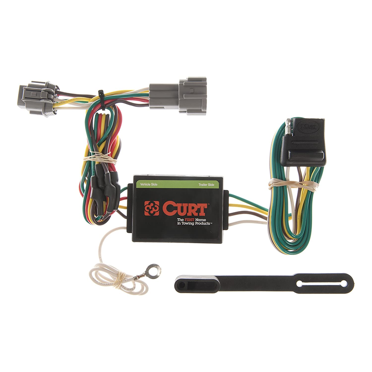 Amazon.com: Curt Manufacturing CURT 55362 Custom Wiring Harness: Automotive